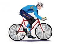 Rear axle bent? Or just trueing needed? - BikeRide Forum